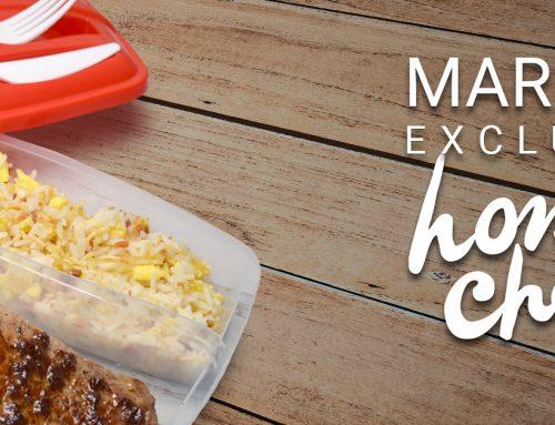 Promoção Marmita exclusiva Home Chefs