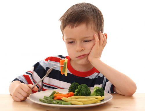 """""""Meu filho não come bem, e agora?"""" Descubra o que pode estar causando esse problema e como resolver"""