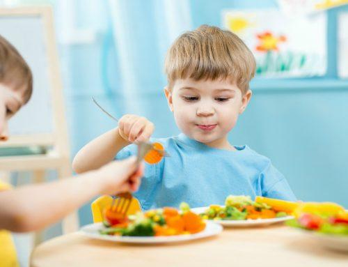 8 dicas para estimular uma alimentação infantil saudável