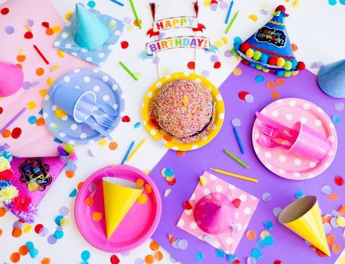 Cardápio saudável para festa infantil: 5 dicas para montar o seu