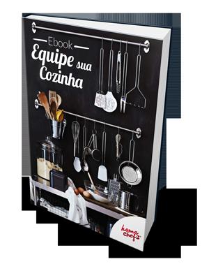 eBook Equipe sua Cozinha