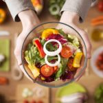 Garantir mais nutrição - benefício do Cardápio Semanal