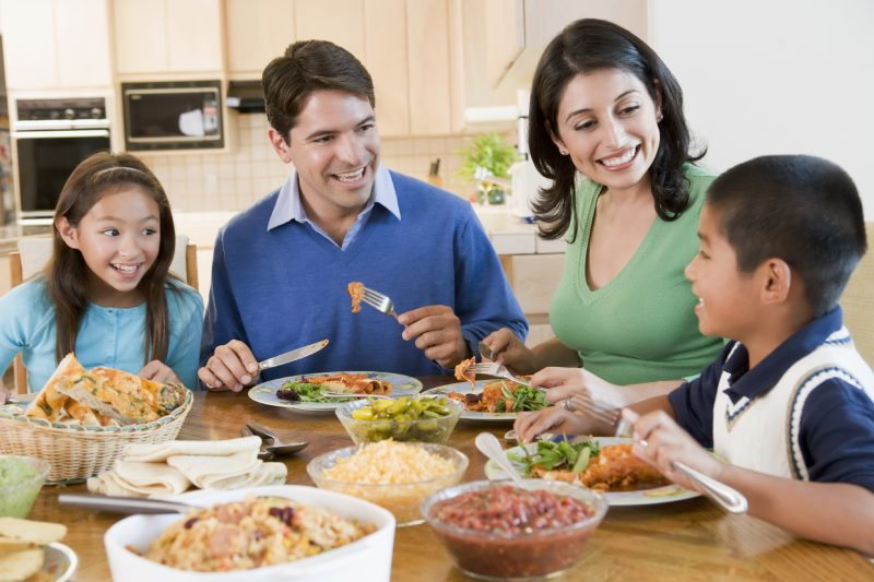 tempo de qualidade com os filhos